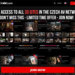 $1 Czechav Trial Membership