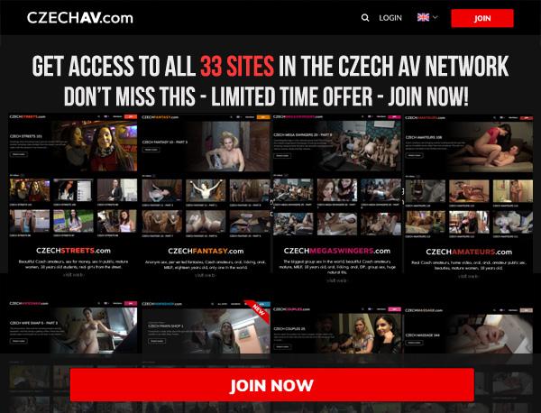 Become Czechav Member