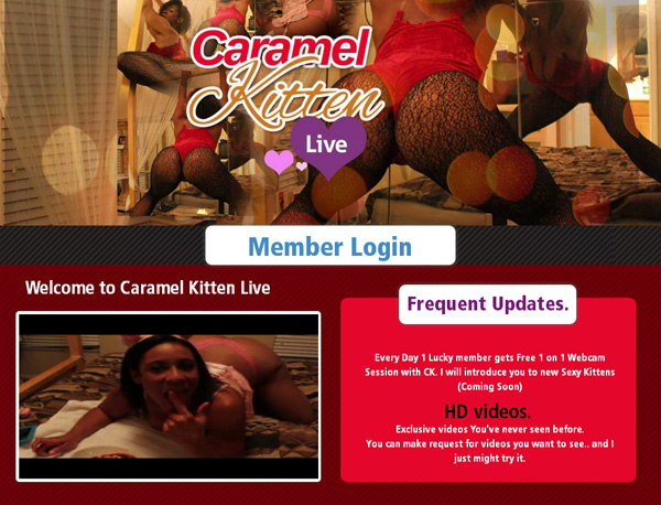 Caramelkittenlive Payment Options