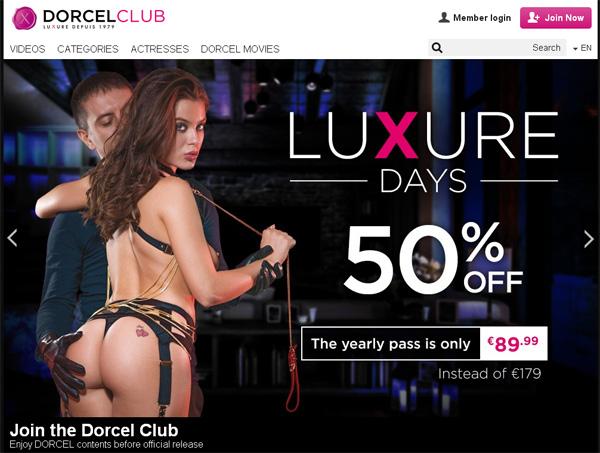 Dorcelclub.com Passwords Blog