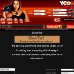 Yoogirls.com 사용자 이름