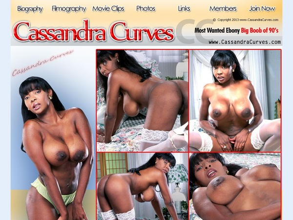 Free Cassandra Curves Acounts
