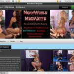 Mean World MegaSite Web Site